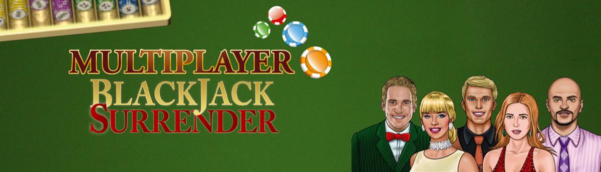 Casinò Online BLACKJACK SURRENDER
