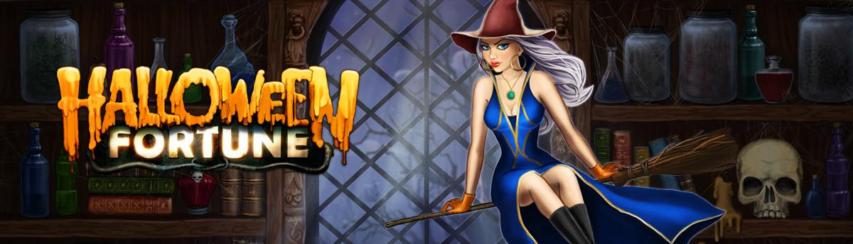 Casinò Online Halloween Fortune