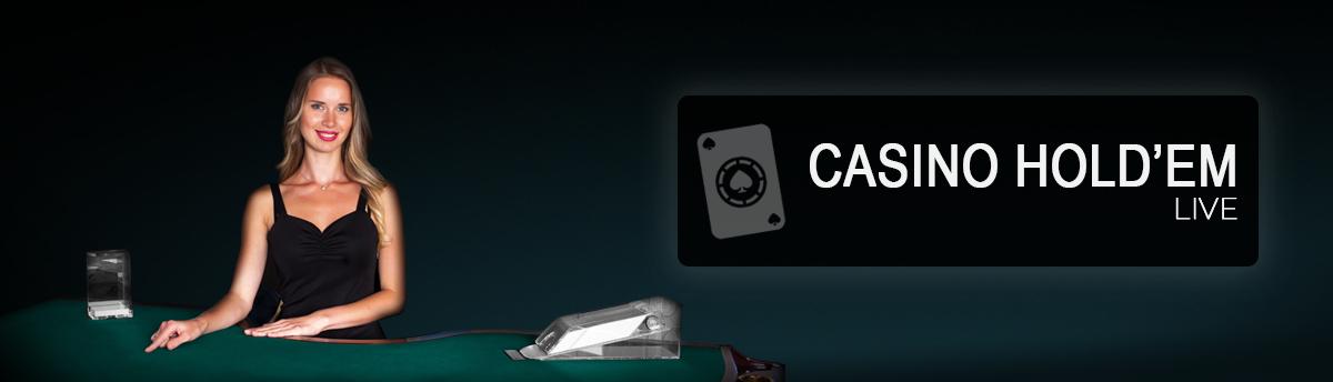 Casinò Online Live CASINO HOLD'EM