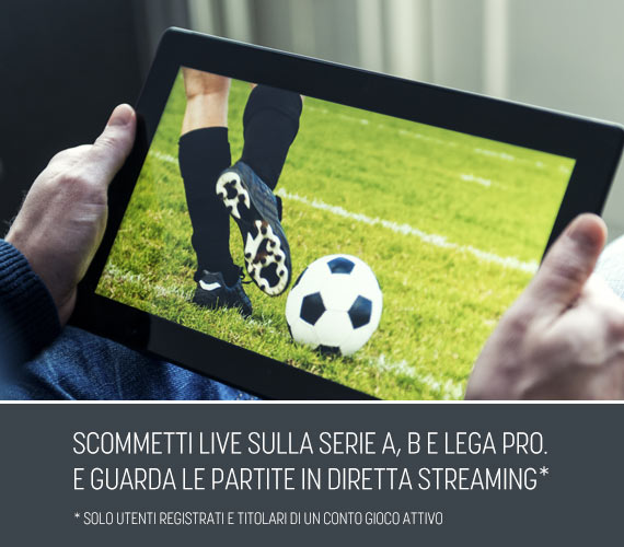 SERIE A STREAMING LIVE