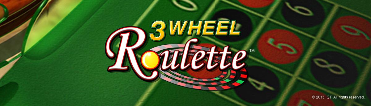 Giochi Online 3 WHEEL ROULETTE