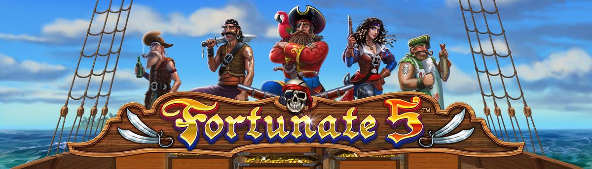 Slot Online Fortunate 5