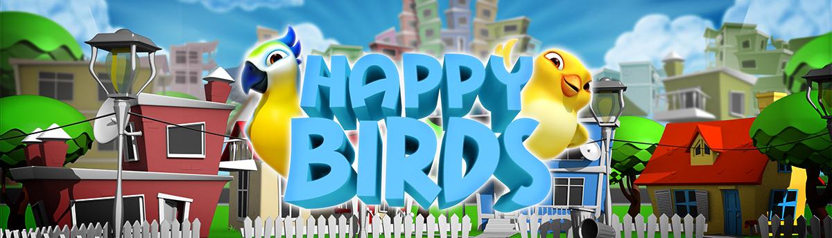 Slot Online HAPPY BIRDS