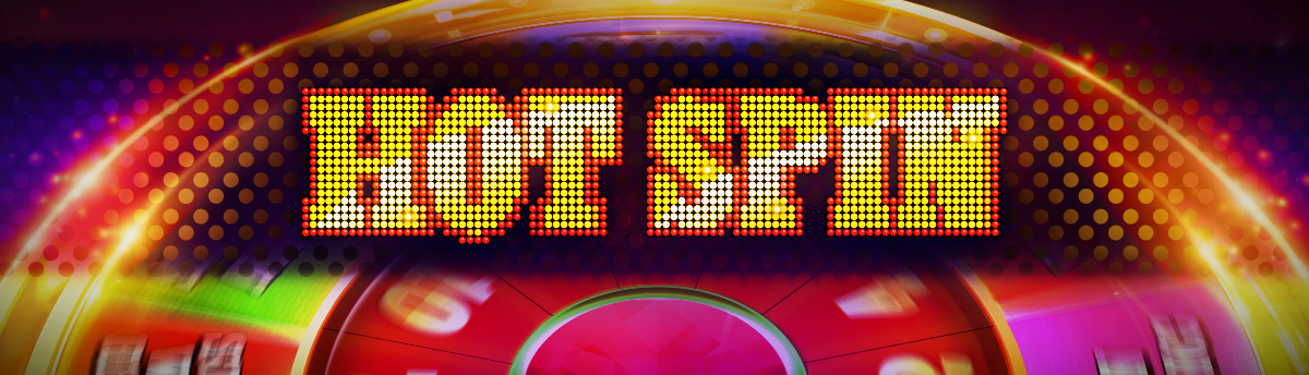 Slot Online HOT SPIN