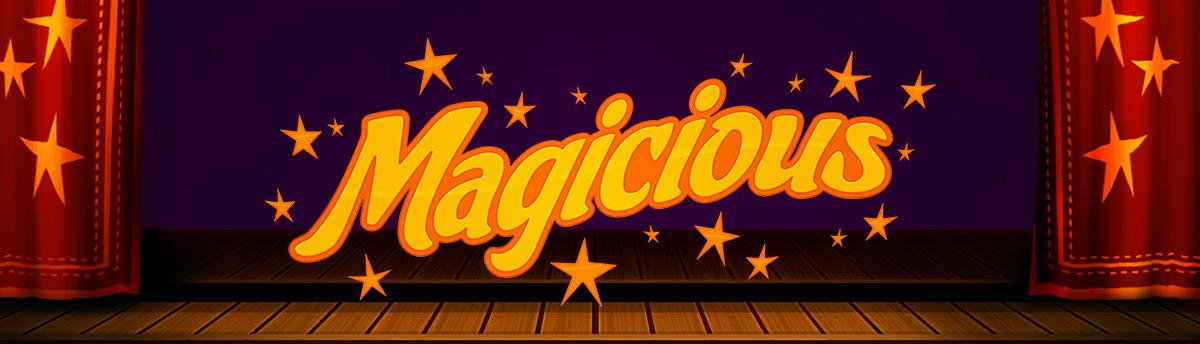 Slot Online Magicious