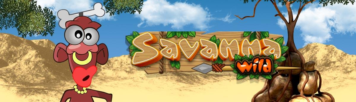 Slot Online Savanna Wild