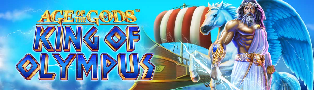 Slot Online AGE OF THE GODS™ KING OF OLYMPUS