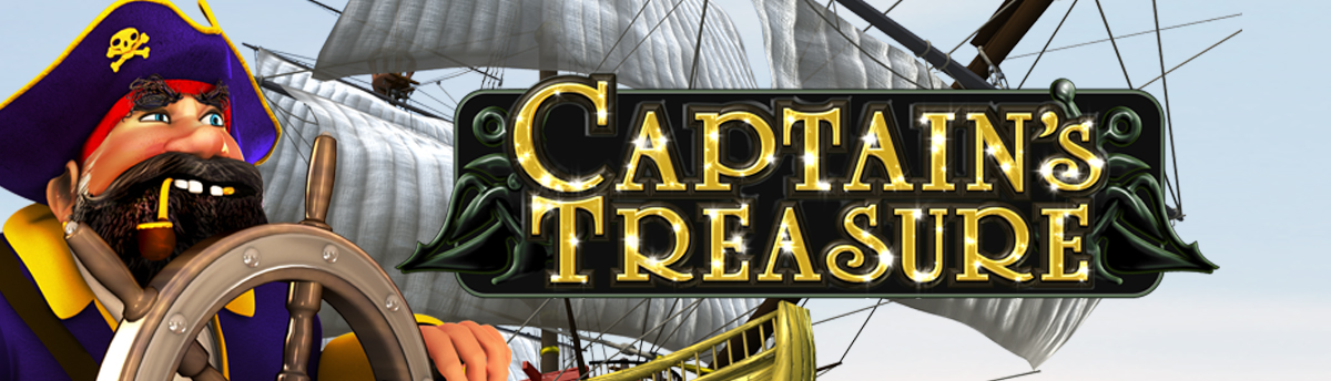 Slot Online CAPTAIN'S TREASURE