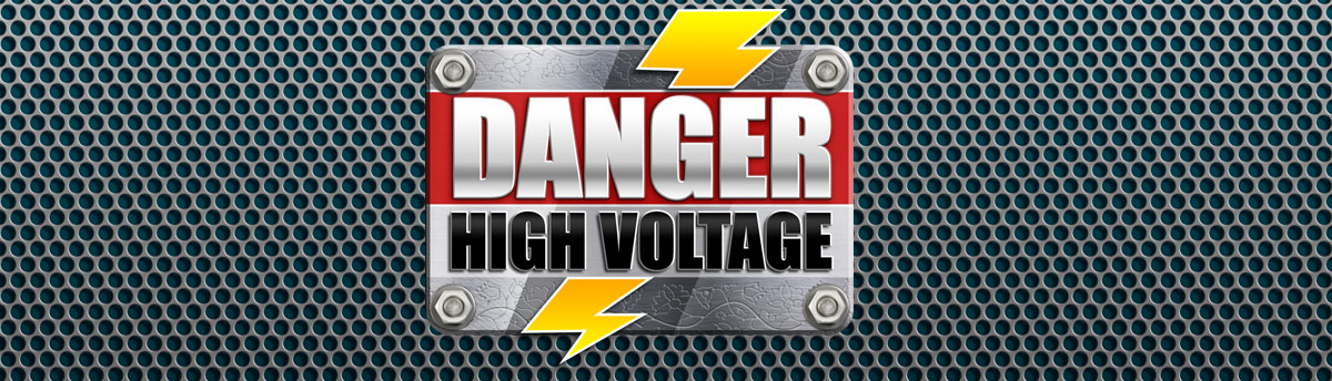 Slot Online DANGER HIGH VOLTAGE