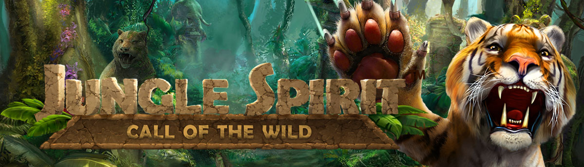 Slot Online JUNGLE SPIRIT: CALL OF THE WILD