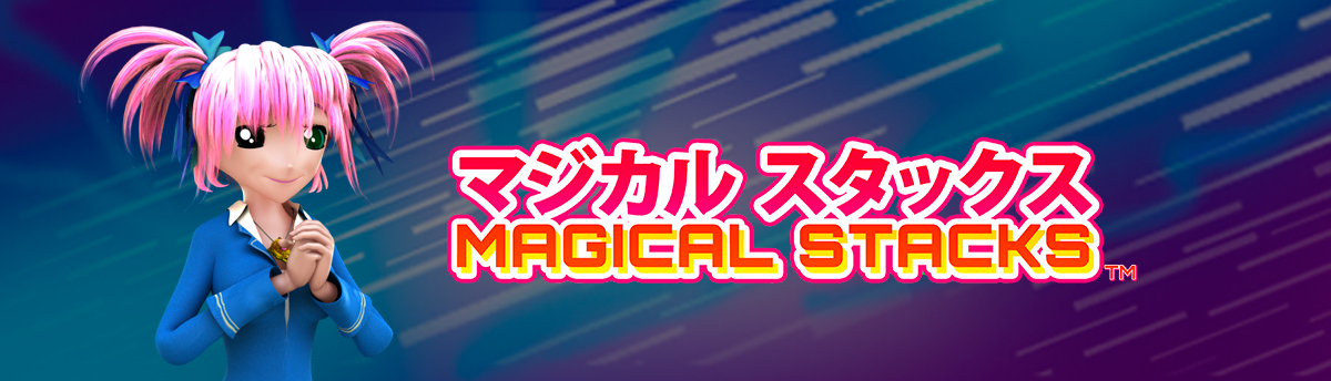 Slot Online Magical Stacks
