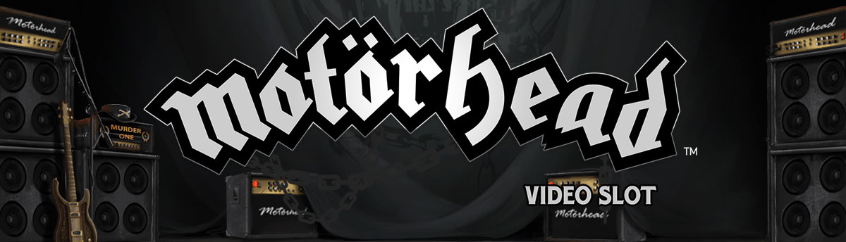 Slot Online MOTORHEAD VIDEO SLOT