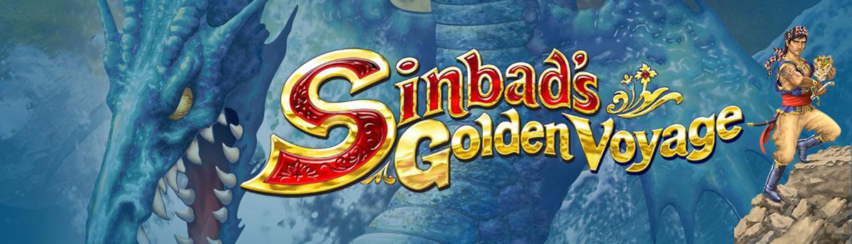 Slot Online Sinbad's Golden Voyage