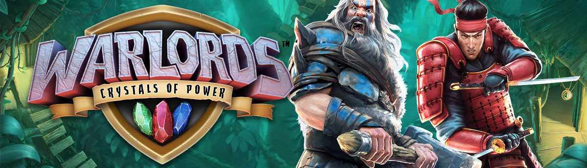 Slot Online WARLORDS - CRYSTALS OF POWER