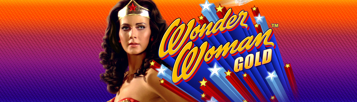 Slot Online WONDER WOMAN GOLD