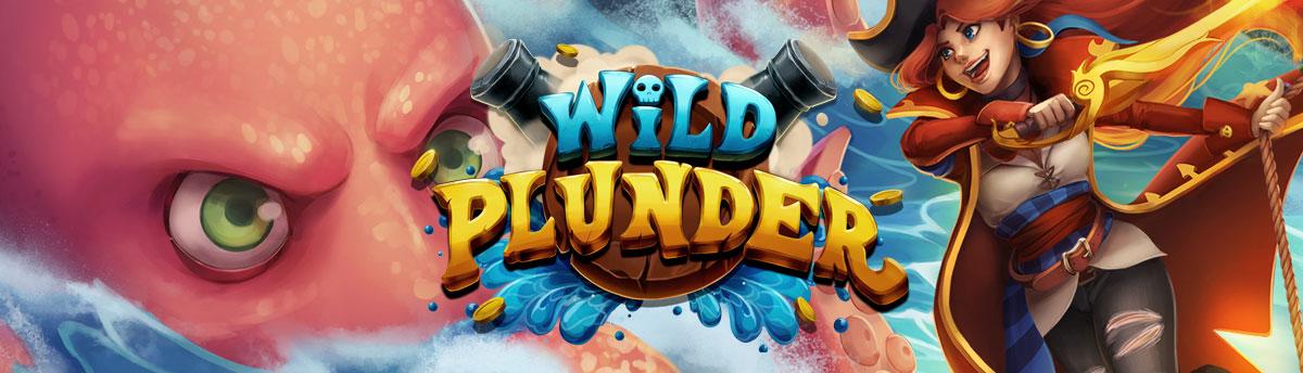 Slot Online Wild Plunder