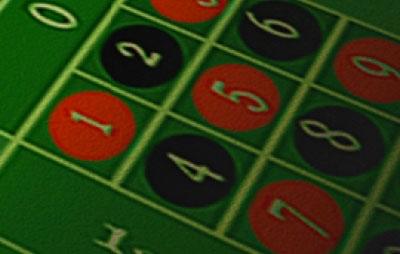 Casino Caesars 3 WHEEL ROULETTE