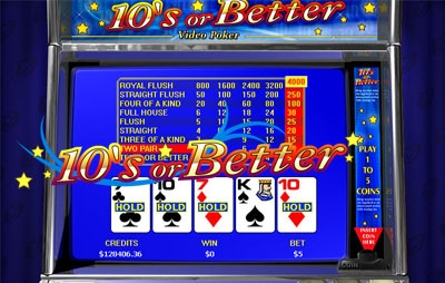 Casinò Online TENS OR BETTER