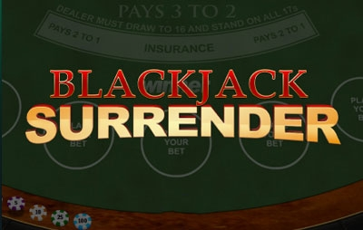 Casinò Online BLACKJACK SURRENDER