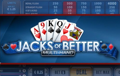 Casinò Online JACKS OR BETTER MULTI-HAND
