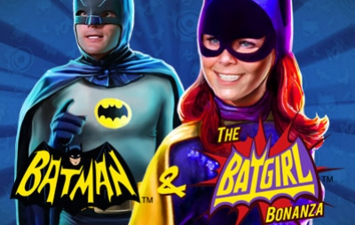 Slot Online BATMAN™ & THE BATGIRL™ BONANZA