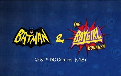 Slot Online BATMAN™ & THE BATGIRL™ BONANZA
