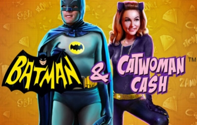 Slot Online BATMAN™ & CATWOMAN™ CASH