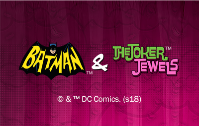 Slot Online BATMAN AND THE JOKER JEWELS