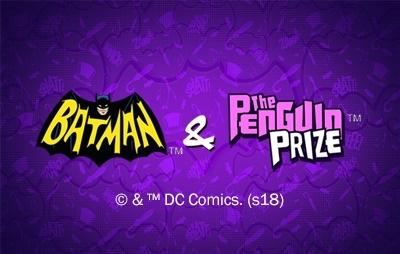 Slot Online BATMAN™ & THE PENGUIN™ PRIZ