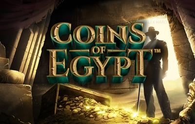 Slot Online Coins of Egypt