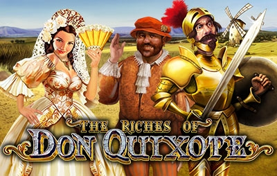 Slot Online THE RICHES OF DON QUIXOTE