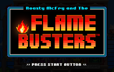 Slot Online FLAME BUSTERS