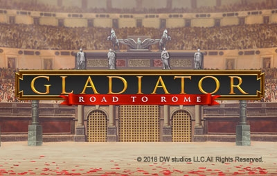Slot Online GLADIATOR ROAD TO ROME™