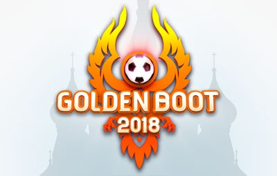Slot Online GOLDEN BOOT