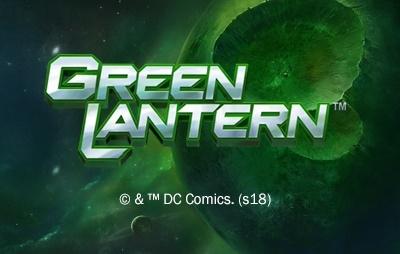 Slot Online GREEN LANTERN™
