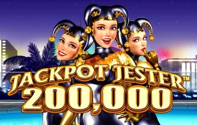 Slot Online JACKPOT JESTER 200.000