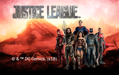 Slot Online JUSTICE LEAGUE™