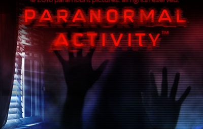 Slot Online paranormal activity