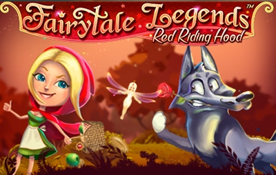 Slot Online Fairytale Legends: Red Riding Hood