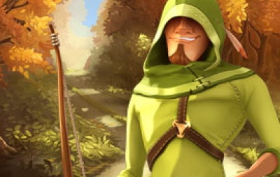 Slot Online ROBIN HOOD: SHIFTING RICHES