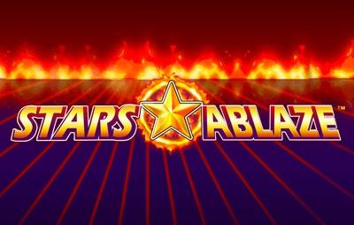 Slot Online Stars Ablaze