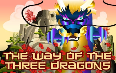 Slot Online THE WAY OF THE THREE DRAGONS
