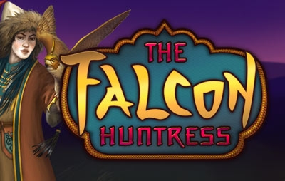 Slot Online THE FALCON HUNTRESS