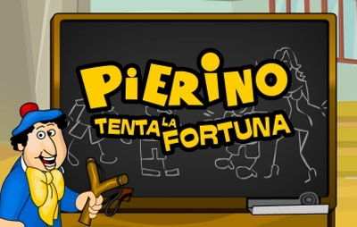 Slot Online PIERINO TENTA LA FORTUNA