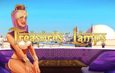 Slot Online Treasure of the lamp