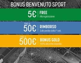 Bonus Benvenuto 555 scaduto
