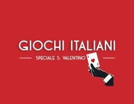 Giochi italiani speciale San Valentino
