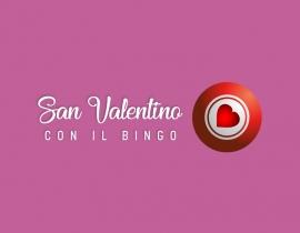 San Valentino con il Bingo