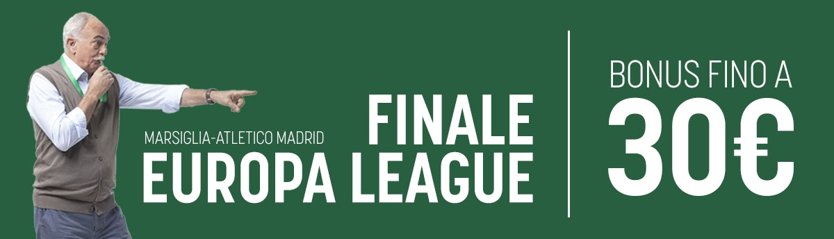Finale Europa League all'extra time