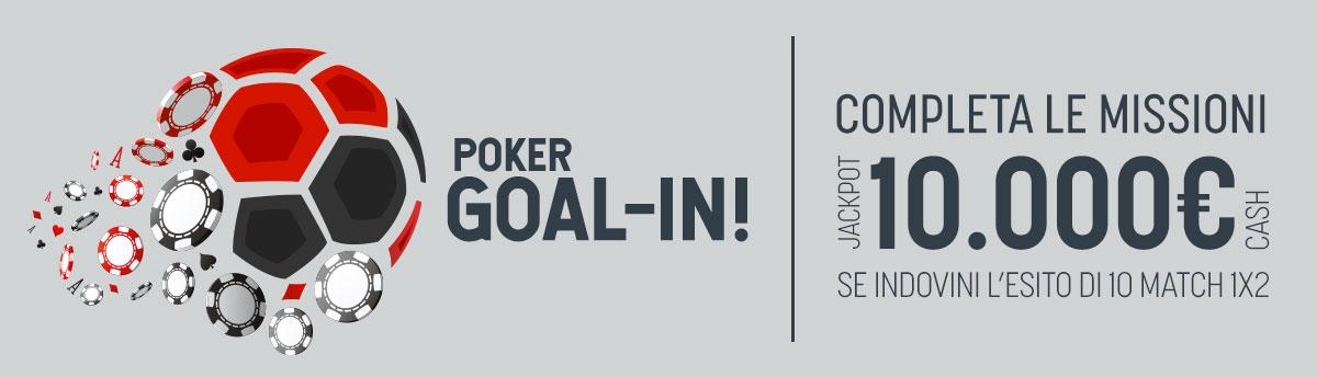 Poker Goal-in